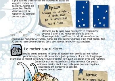 """Page du livre """"Brigands et fées de Chartreuse"""""""