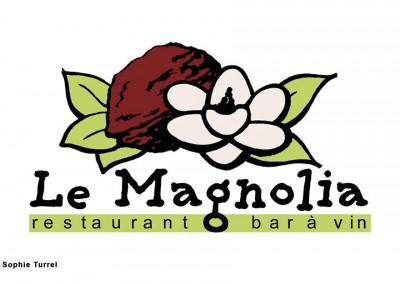 Logo créé pour un restaurant bar à vin