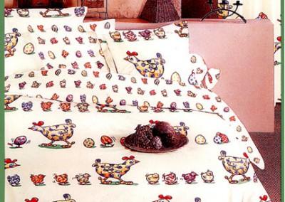Illustrations décor pour tissu