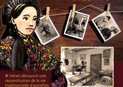 affiche éco musée Hauteluce