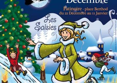 Affiche Le Noël féérique 2012