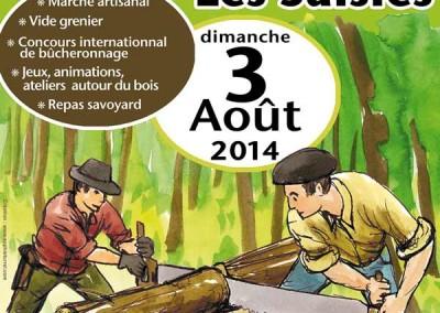 La fête du bois et du bûcheronnage 2014