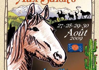 Affiche La fête du cheval