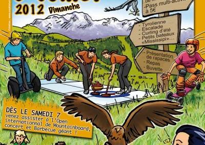 La fête de la randonnée et de la montagne 2012