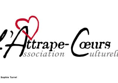 """Logo pour une association """"l'Attrape-cœur"""""""
