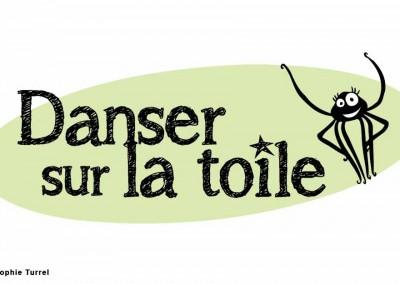 Création du logo pour le site Danser sur la toile