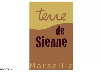 Création du logo pour la chambre d'hôte Terre de Sienne