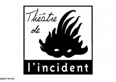 Logo créé pour une troupe de théâtre amateurs