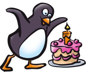 pingouin anniversaire