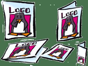 Identité visuelle pour les entreprises