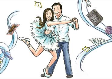 Pack de mariage «Nos 2 univers»