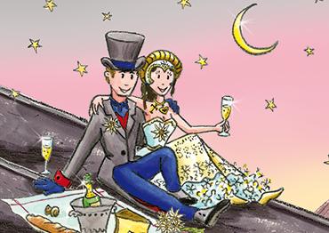 Pack de mariage «Paris»
