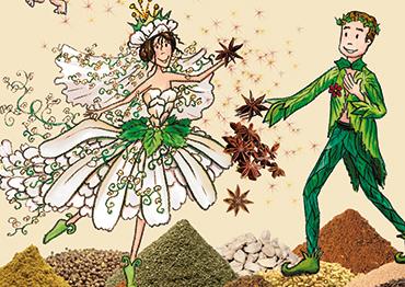 Pack de mariage «Les Elfes»