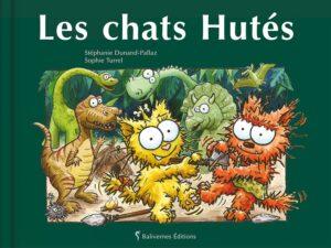 Les chats Hutés